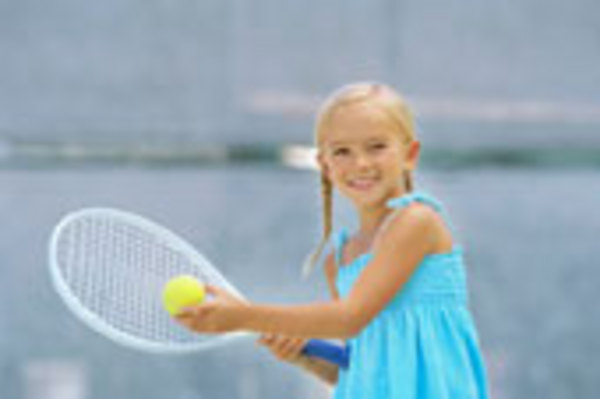 Product picture Tennis Tots 54 Page pdf ebook for teaching youth tennis