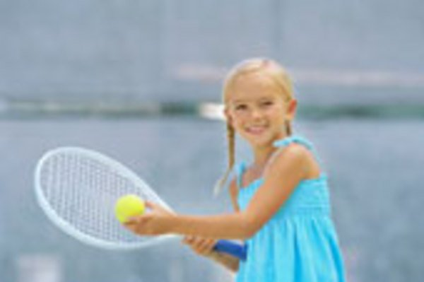Product picture Tennis tots 54 page manual to teaching kids tennis/ great for starting your own profitable tennis camp